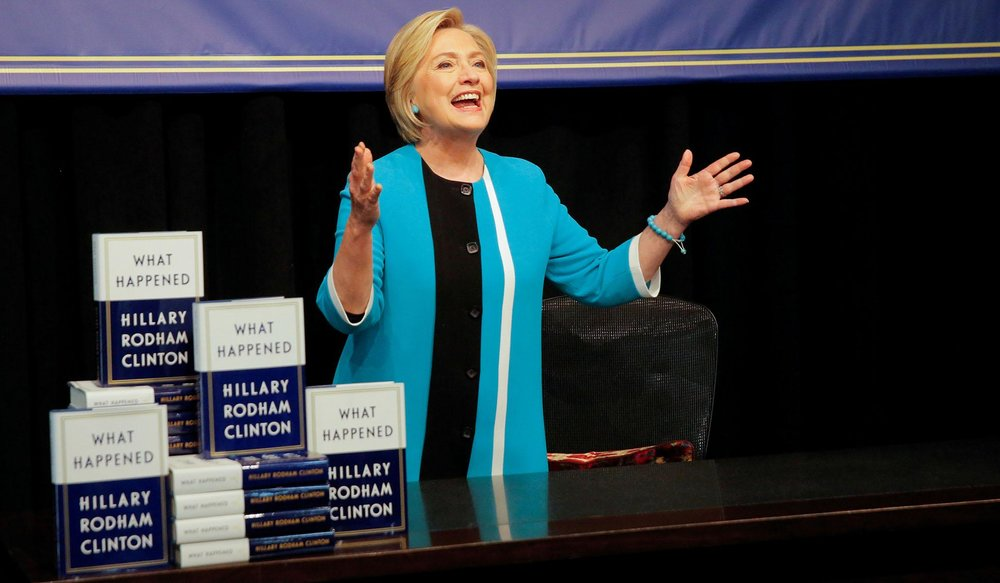 Photo Courtesy of nationalreview.com    Hillary Clinton's newest book on last year's election is the most honest and vulnerable the public has ever seen her, Briana Brady '21 writes.