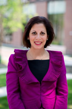 Photo courtesy of phillydeclaration.org || Professor Claire Finkelstein spoke at Smith last week on the threat to rule of law values in the Trump era.