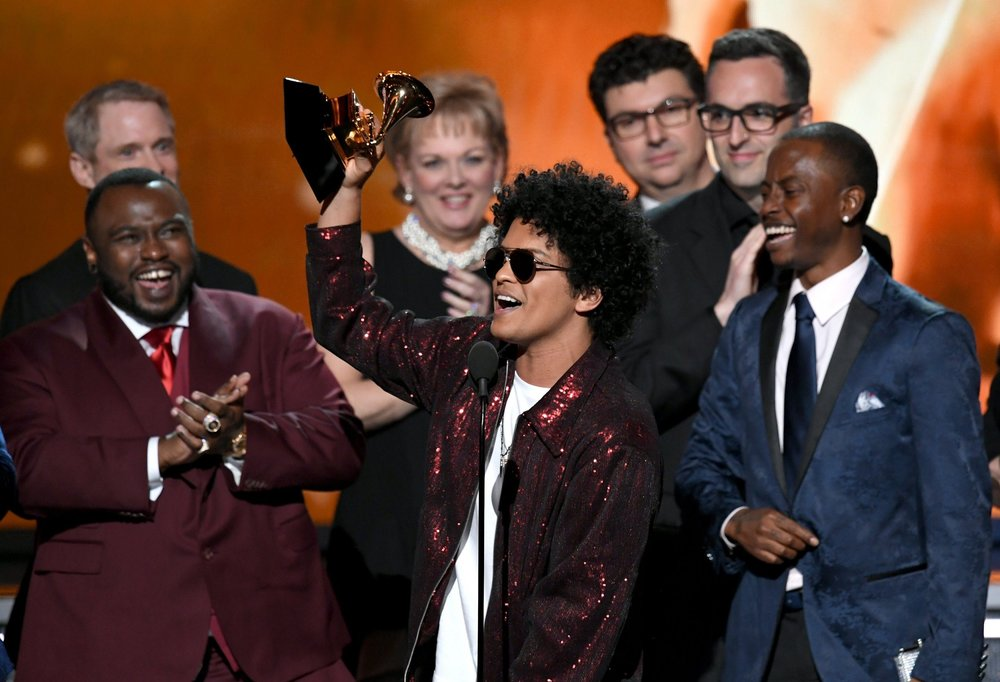 Photo Courtesy of metro.co.uk ||This year's Grammys were infused with politics, yet most of the awards went to men, writes Patience Kayira '20.
