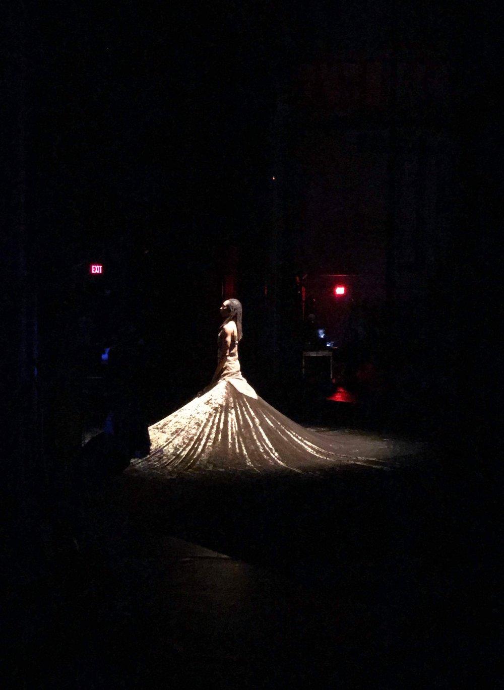 Photo by Grace Privett-Mendoza '21 Contributing Photographer  ||The MFA Thesis dance concert makes Marissa Hank '20 appreciate the role of choreographers in dance performances.