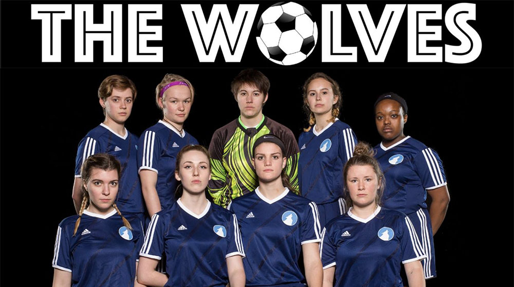 "Photo Courtesy of smithpioneers.com || "" The Wolves,"" a play by Sarah DeLappe defies stereotypes about teenage girls."