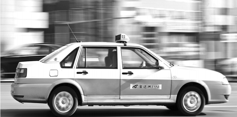 PHOTO COURTESY OF INDVSTRVS.COM  Crime in the Chinese taxi industry prompts investigation into the safety of women hitching rides.