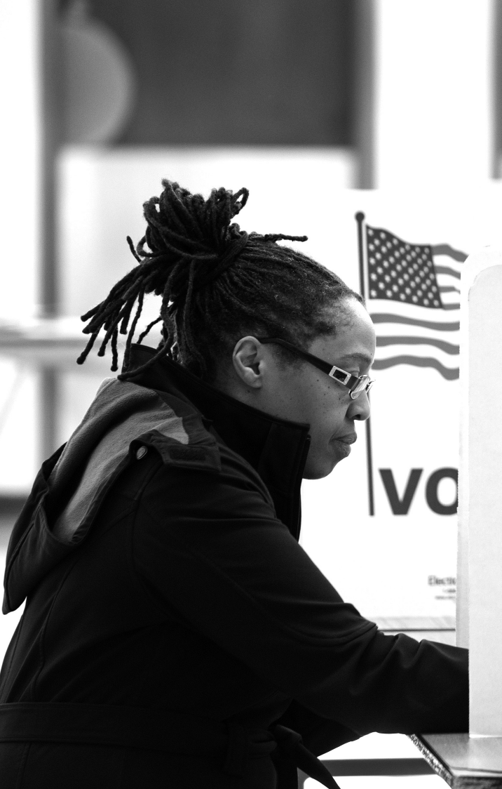 PHOTO COURTESY OF FORTUNE.COM  More states need to open their primaries, asserts Kelly Coons '22.