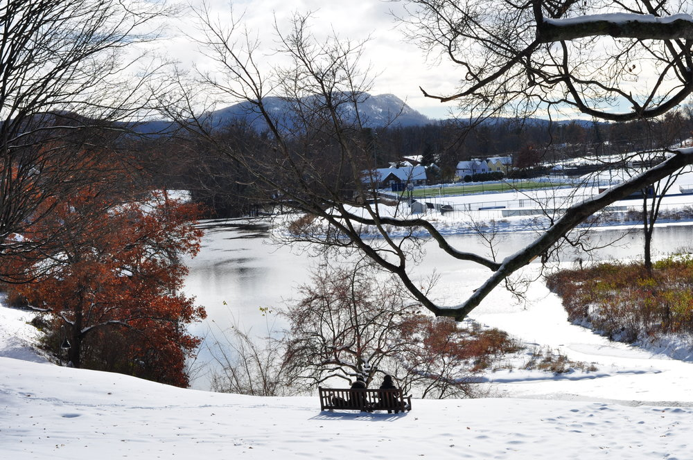 PHOTO COURTESY OF SARAH YAMASHITA   '22 | ASSISTANT PHOTO EDITOR Kelly Coons '22 offers a step-by-step guide to surviving winter in New England.
