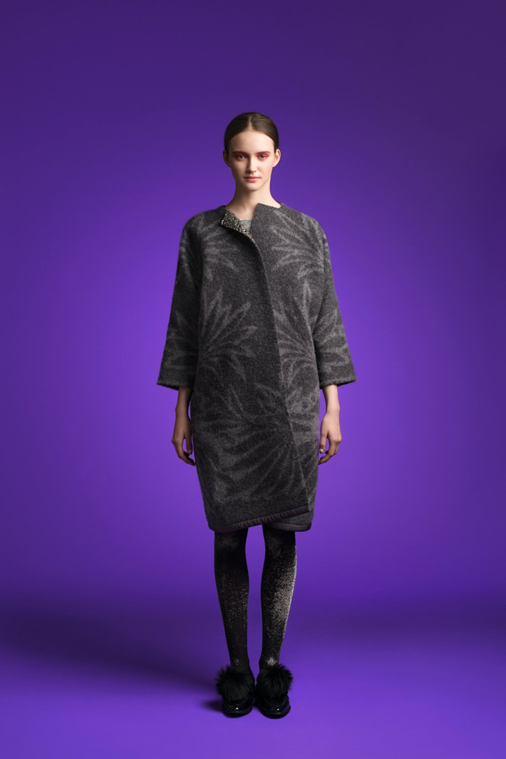 MTN CT06EMB LFS EMB PALM WING COLLAR COAT DARK GREY:GREY+PALMS LOOKBOOK.jpg