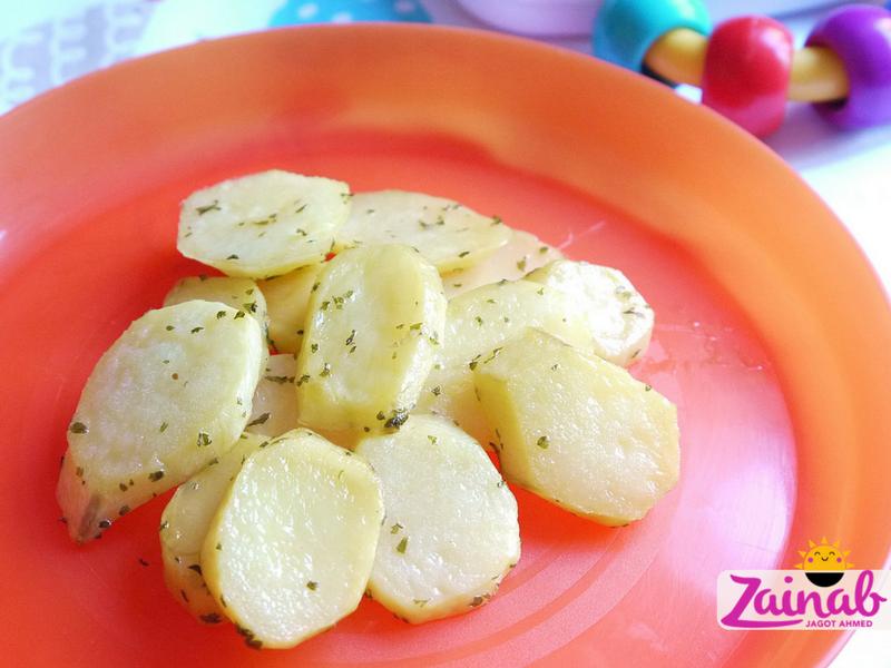 Baked Potato Thins