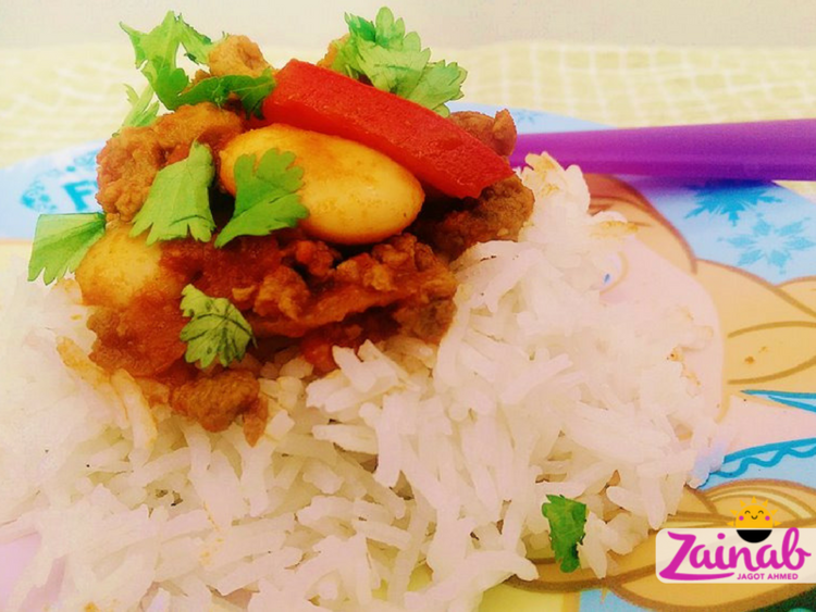 Four Ways To Thicken Your Curry Sauce Zainab Jagot Ahmed