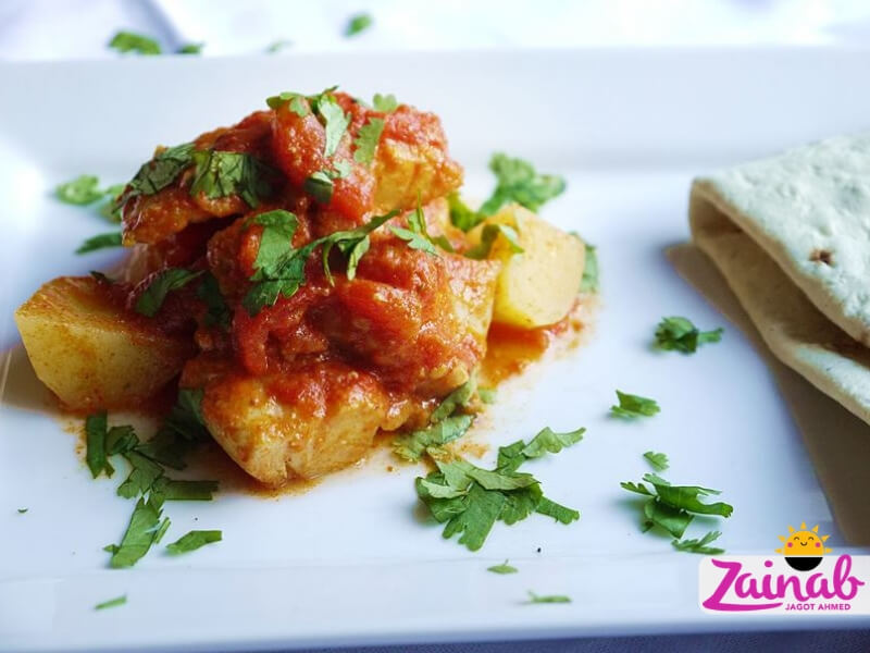 Tandoori Fish Curry recipe. Baby led weaning curry. Family meal suitable for toddlers. Fish curry recipe. Baby food ideas. Quick family meal.
