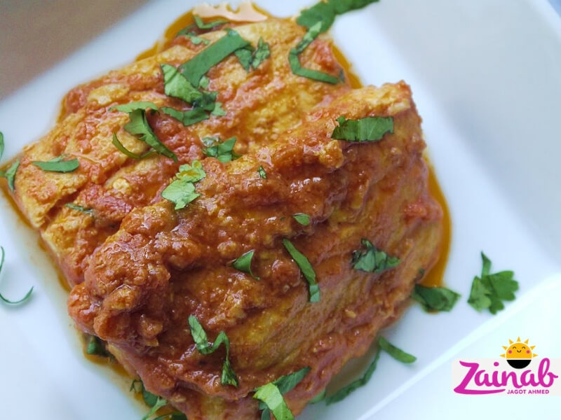 Baby led weaning curry recipe - Masala Fish curry, fish baby food recipe, weaning fish recipe, toddler meal idea, family meal, Indian baby food, interesting baby food idea