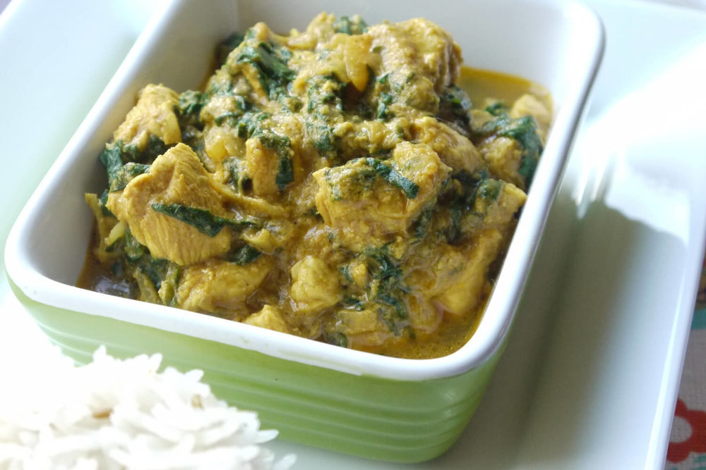 - 21 Delicious Baby-led Weaning Curries
