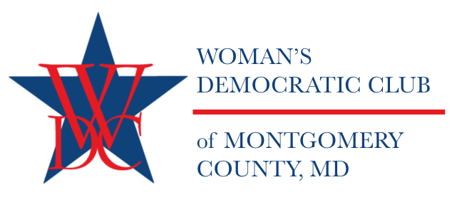 Woman's Democratic Club of Montgomery County. MD