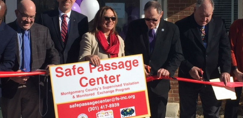Safe Passage Center | Montgomery County's Supervised Visitation & Monitored Exchange Program