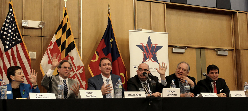 2018 County Executive Democratic Candidates Forum