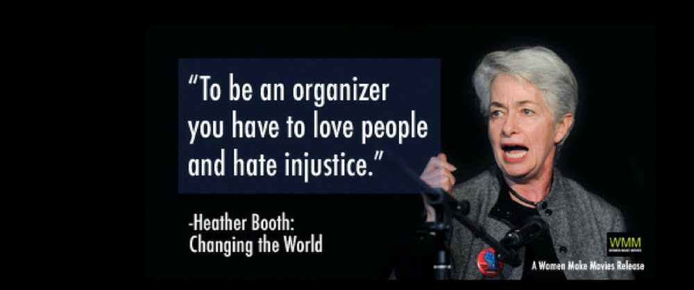 Film Screening and Q&A with Legendary Activist Heather Booth