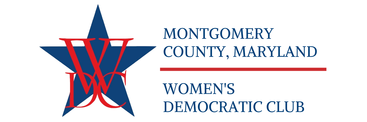 Montgomery County, MD Women's Democratic Club