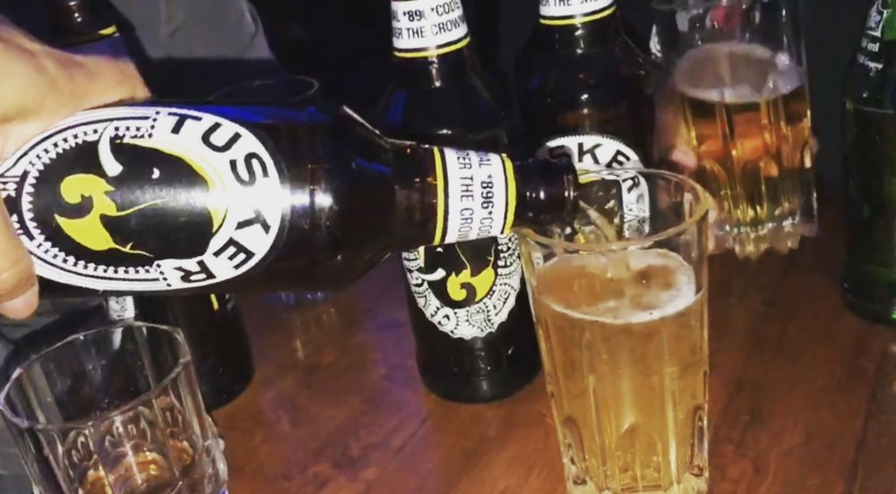 Nightlife in Nairobi: - We had to experience Kenyan nightlife and had such a fun night out at Rafikiz Bar and Lounge in Nairobi. Current Kenyan jams, dance floor, drinks, food and a group ready to have a good time! Check it out if you are in town and grab a Tusker while you're at it!