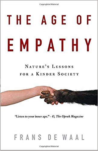 Cover of book The Age of Empathy