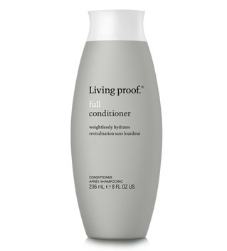 Full: Conditioner - Once you're clean, let's eliminate those tangles. Without flattening or weighing down your hair, this product keeps snarls out.