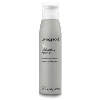 Full: Thickening Mousse - Flat-haired ladies rejoice because this is the product you've been looking for! A little goes a long way in terms of volume...
