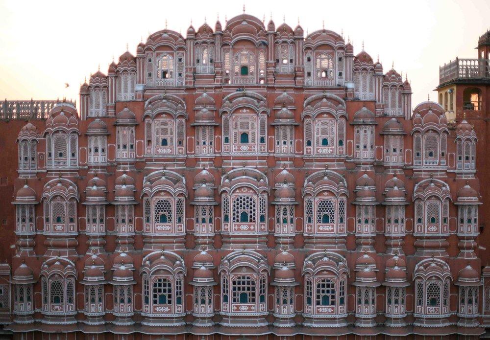 Hawa Mahal, the Palace of the Winds (Hawa Mahal Rd, Jaipur)