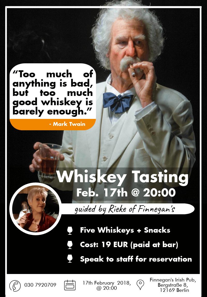 17-02-2018 Finnegans Whiskey Tasting.png