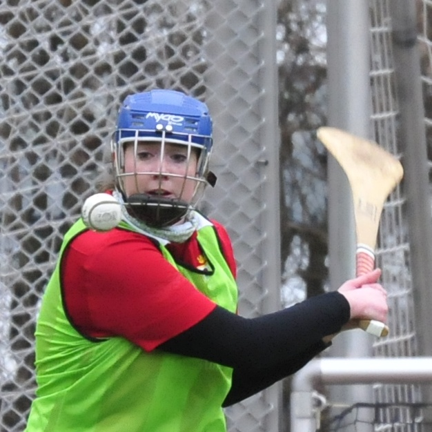 Camogie and Ladies Gaelic Football officer, Claire Molloy