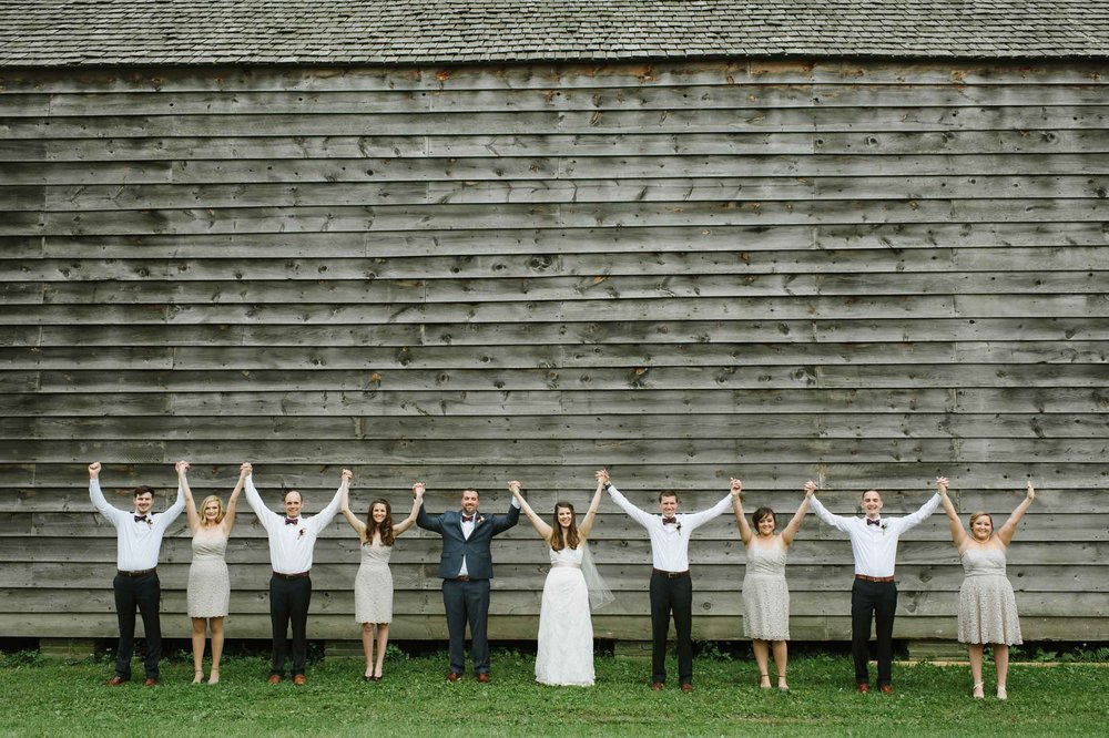 Fall Barn Wedding at Mabee Farm -  click on the above image to view gallery