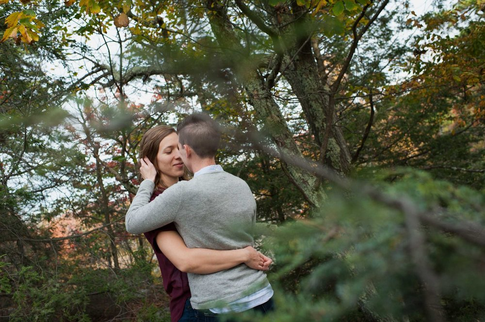 Engagement Session at Minnewaska State Park  - click on the above image to view gallery