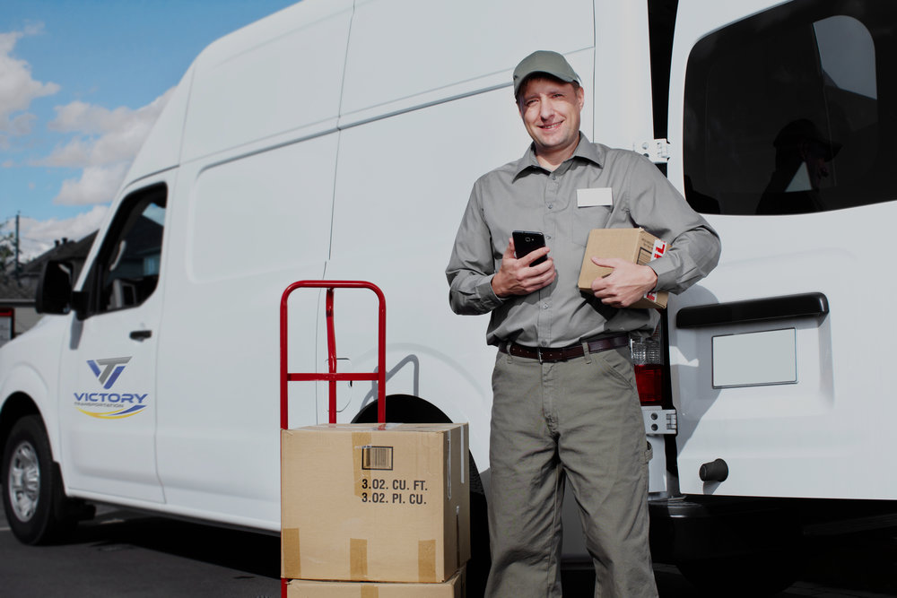 Home Delivery - Our Services Your Home.