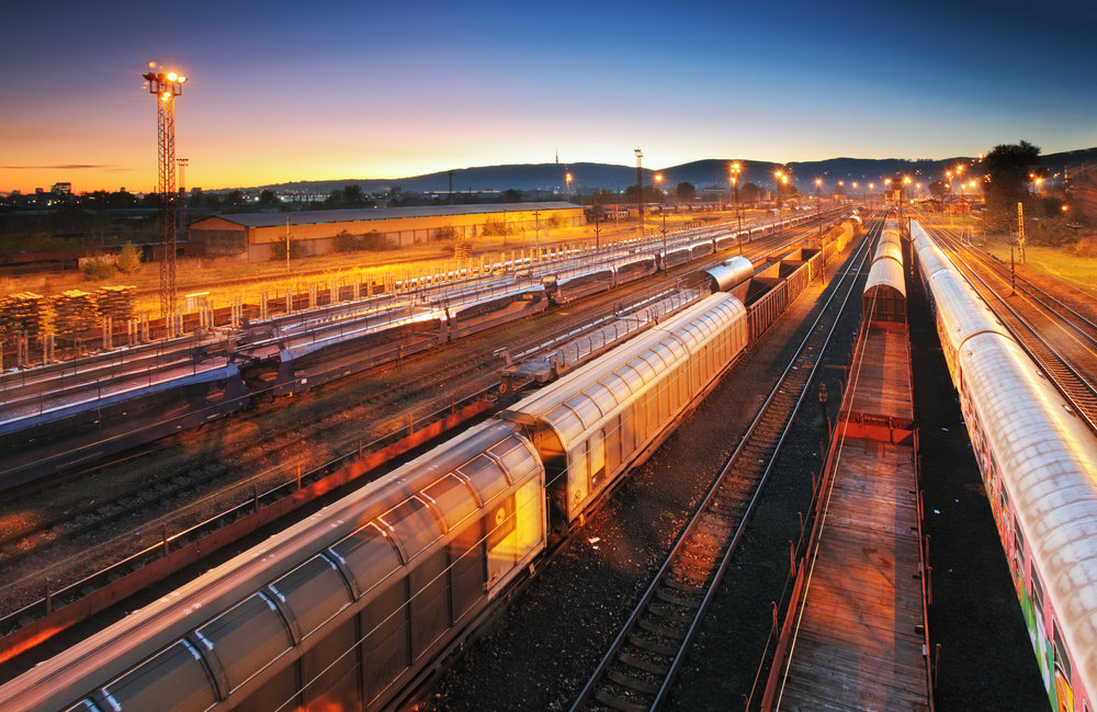 Rail Service - Full rail services throughout the state of Washington, Northern Idaho, and Western Montana.