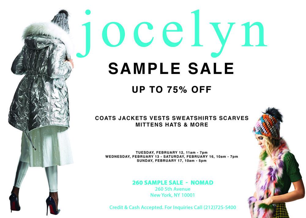 Jocelyn Sample Sale _ GPFlyer.jpg