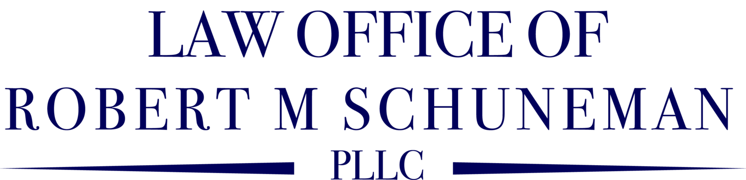 Law Office of Robert M Schuneman PLLC