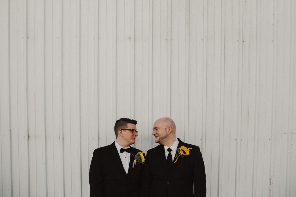 Sean + Patrick -