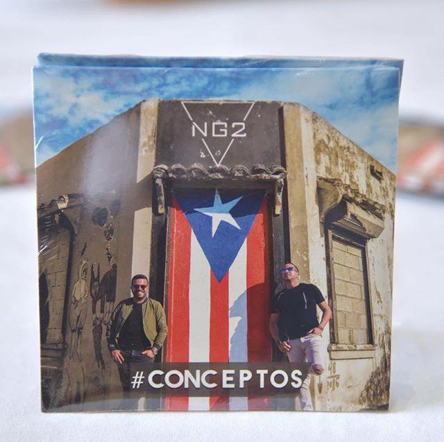 ¡Ya puedes adquirir tu copia física de #Conceptos!  Comunicate al 787-222-0014 o a ng2salsa@gmail.com para más detalles. ✈️📦Envio disponible a USA y Puerto Rico📦✈️#NG2