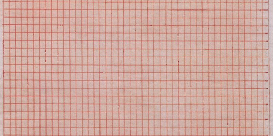 Untitled , 1963 by Agnes Martin