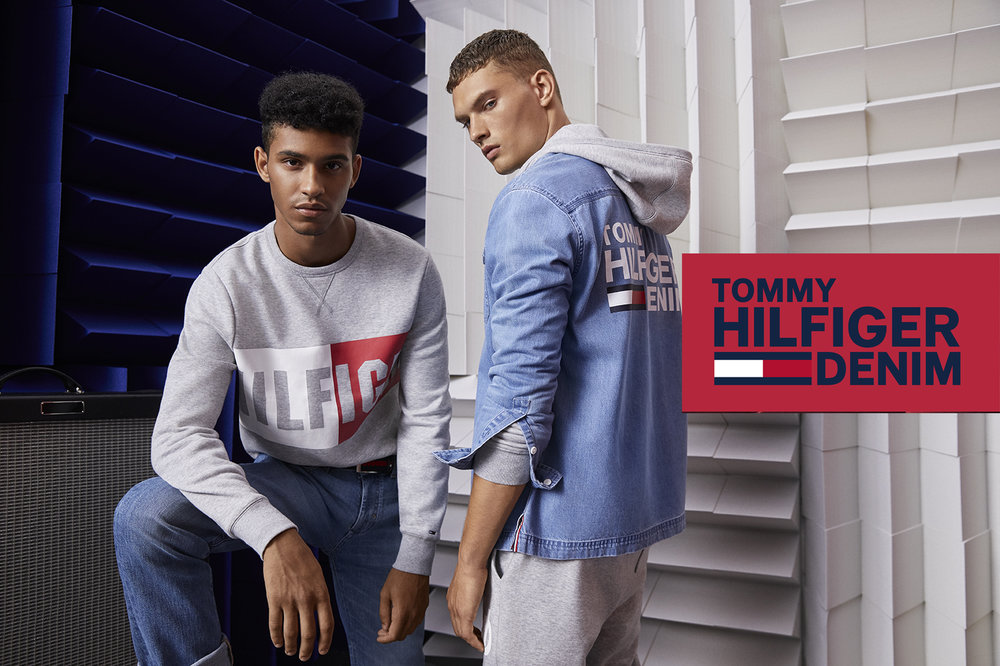 TOMMY HILFIGER DENIM 18