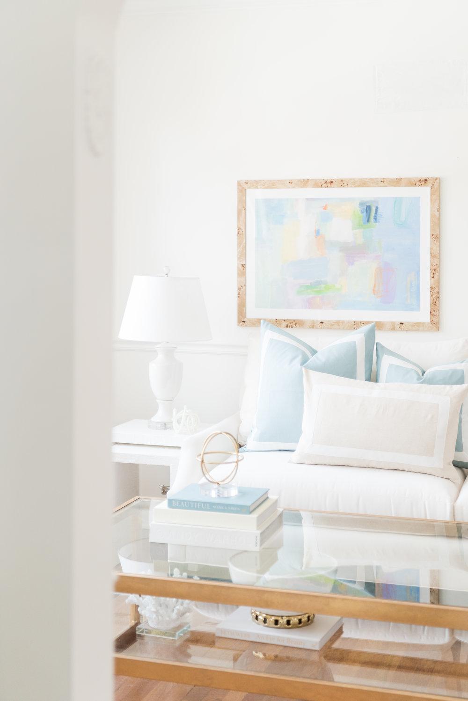 Elegant Formal Living Room