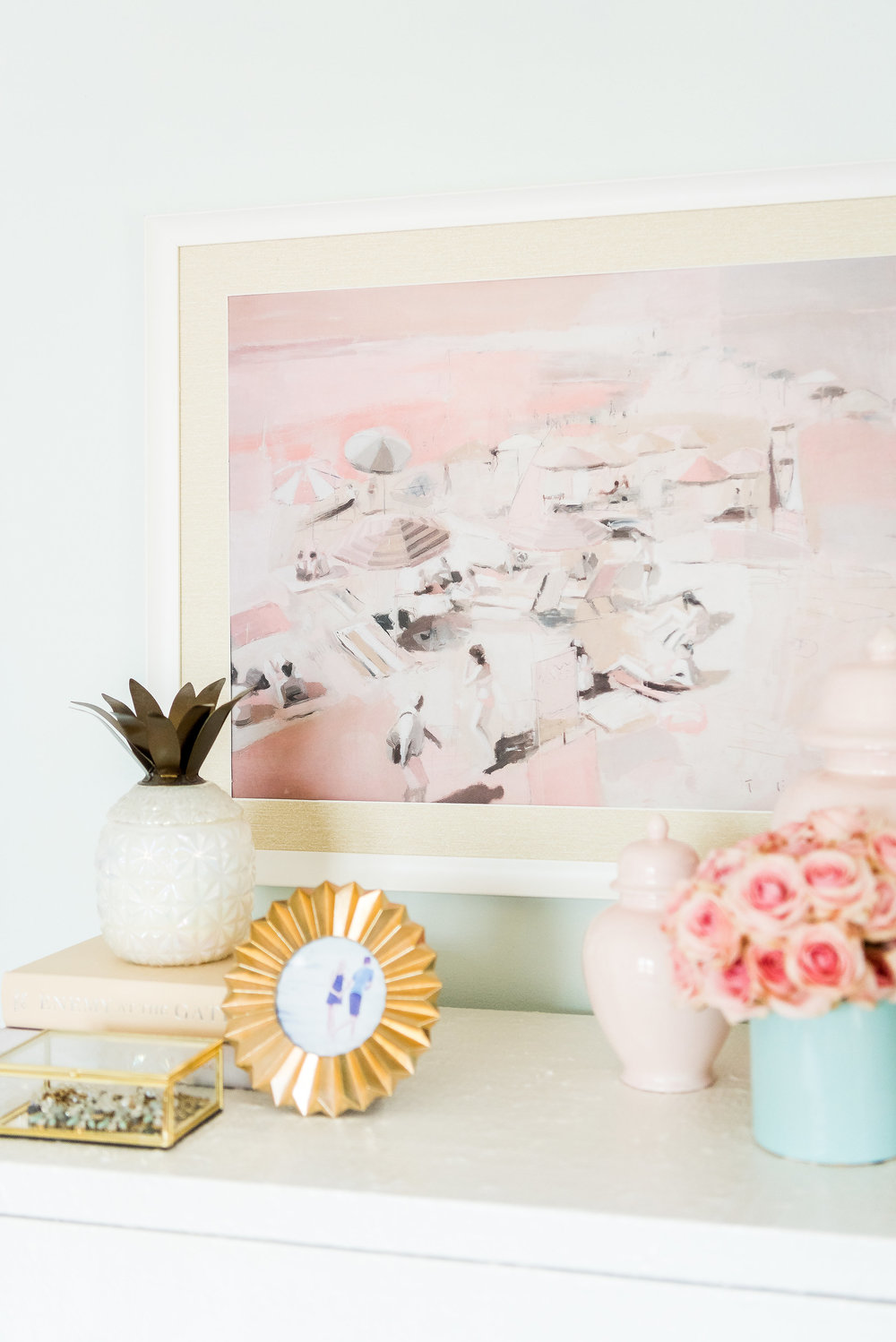 Pastel Beach Guest Room