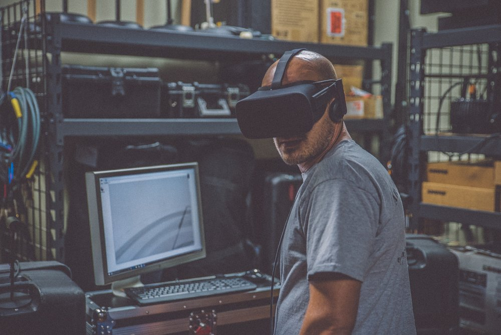 What is Immersive Tech? Part 2 - What you need to know about VR