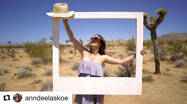 #Repost @anndeelaskoe ・・・ Girl with a hat. ☀️ 📷 @davidianhughes . . . .  #findyouroasis #visitgps #wanderlist #offthebeatenpath #hiddengems #explore #adventure #roadsideattractions #travel #california #californiadeserts #socal #highdesert #wanderlust #Joshuatree  #coachellavalley #palmsprings  #wildcalifornia #folkvibe #neverstopexploring #roamtheplanet  #gypsyspirit  #wildernessculture  #desertbaby #californiagems #roughplayprojects #art #stefanieschneider @instantdreams