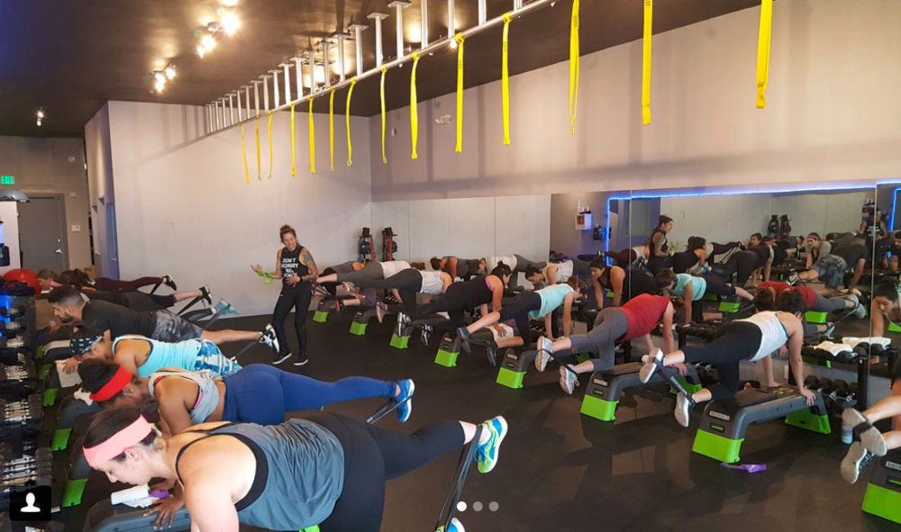 BOOTYCORE - Gen's signature 45 minute class on Monday nights to work that booty and core! We focus on your glutes, your entire posterior chain, and that midsection. Your core is the foundation for your entire body's stability and strength. Let's work it.