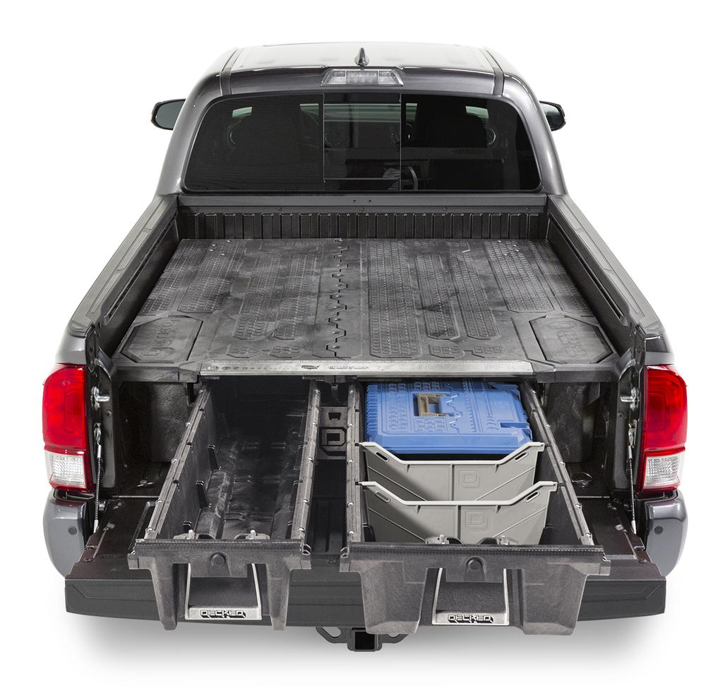 Drifter Overland Wiring Harness Toyota Trunk Decked Storage System