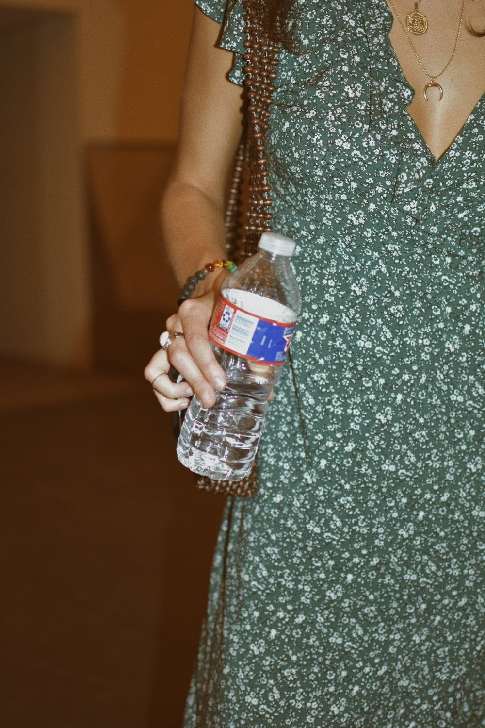 "We said, ""Water bottle pic."""