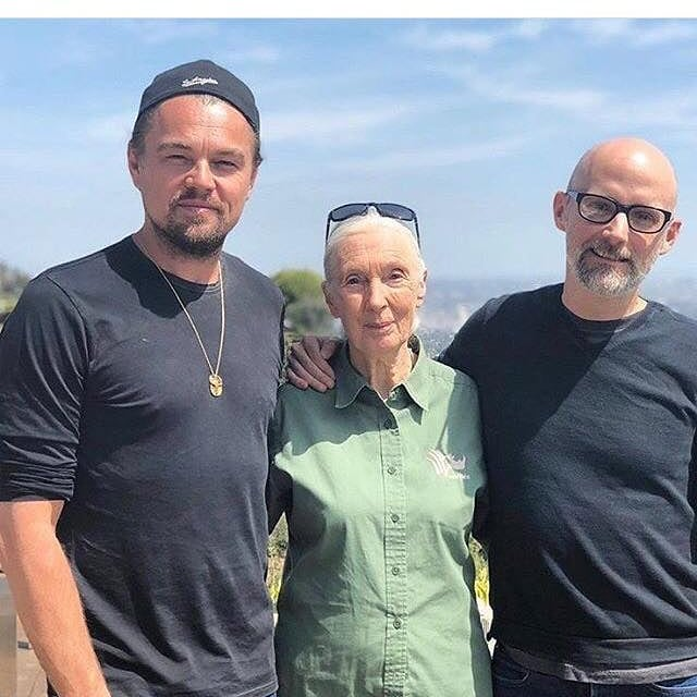 With Leonardo De Caprio and Jane Goodell. #environment #conservation #lux #business