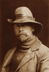 Photo of Curtis.