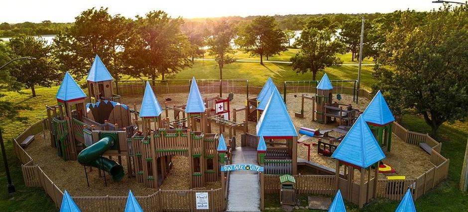 Play Park, Augusta, KS