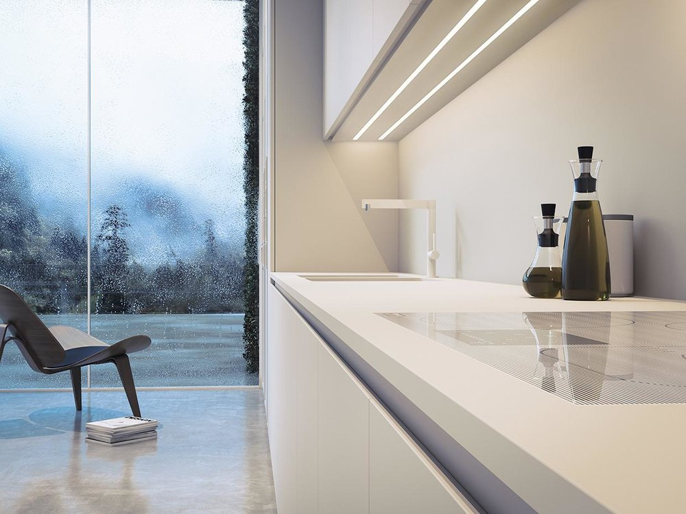 modern kitchens new york