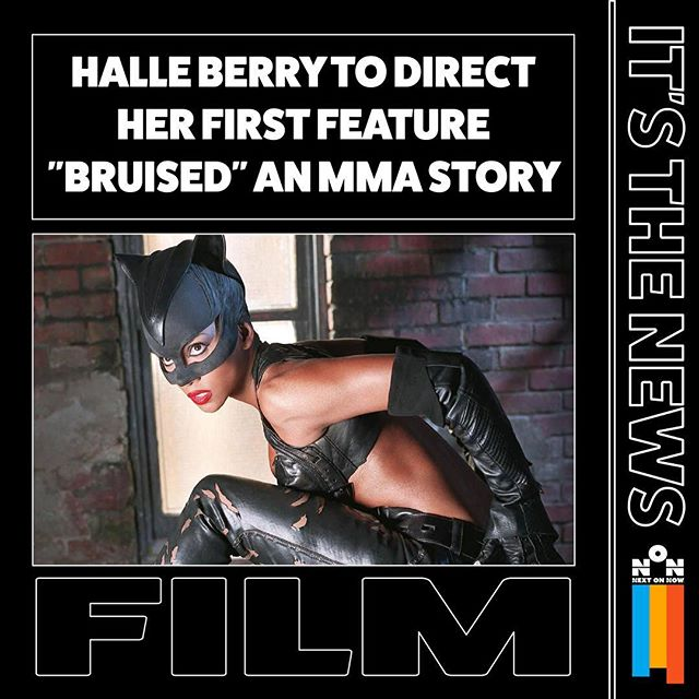 #catwoman #halleberry #johnwick #badass #director #mma