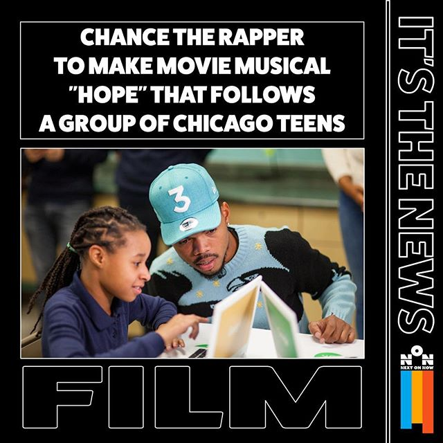 #chancetherapper #chance #movie #musical #chi #chicago