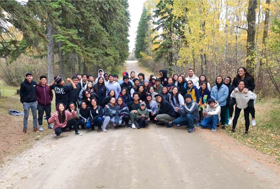 Photo:  NextGen  Fall Retreat 2017